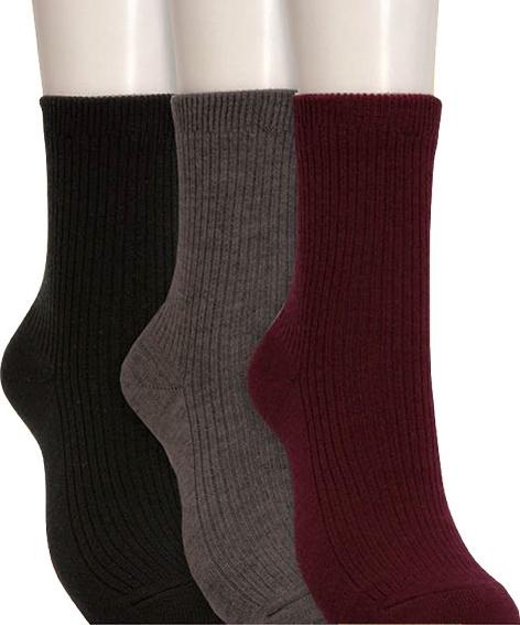【限定クーポン】ひだまりダブルソックス 婦人用 3色組 靴下 ソックス 冷え性 足 足元 足冷え 足冷え対策 冷え性対策 冷え性対策グッズ グッズ