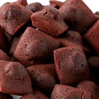 【限定クーポン】【直送品】【代引き不可】プチ チョコフィナンシェ 50個×6個セット