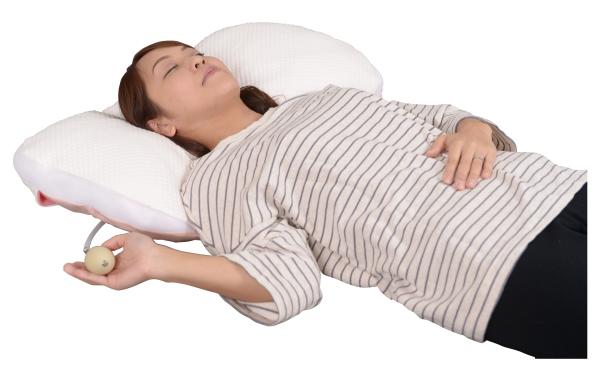 【プレゼント付】首も眠る枕 Couu~くぅぅ~