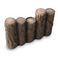 【直送品】【代引き不可】NXstyle 花壇材 擬木 段違五連200 ×2個 1334317ご注文後3~4営業日後の出荷となります