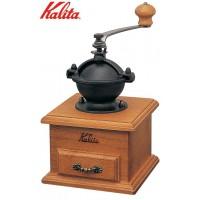 【直送品】【代引き不可】Kalita(カリタ) 手挽きコーヒーミル クラシックミル 42003ご注文後3~4営業日後の出荷となります