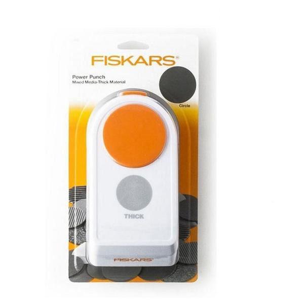 【直送品】【代引き不可】Fiskars(フィスカース) パワーパンチ XL サークル 1020498(4109490)ご注文後3~4営業日後の出荷となります
