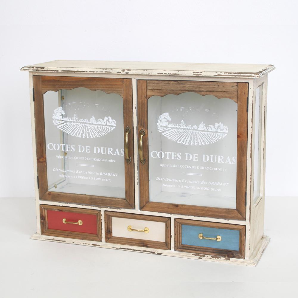 【直送品】【代引き不可】リッシュダブル扉ショーケース 6453ご注文後2~3営業日後の出荷となります