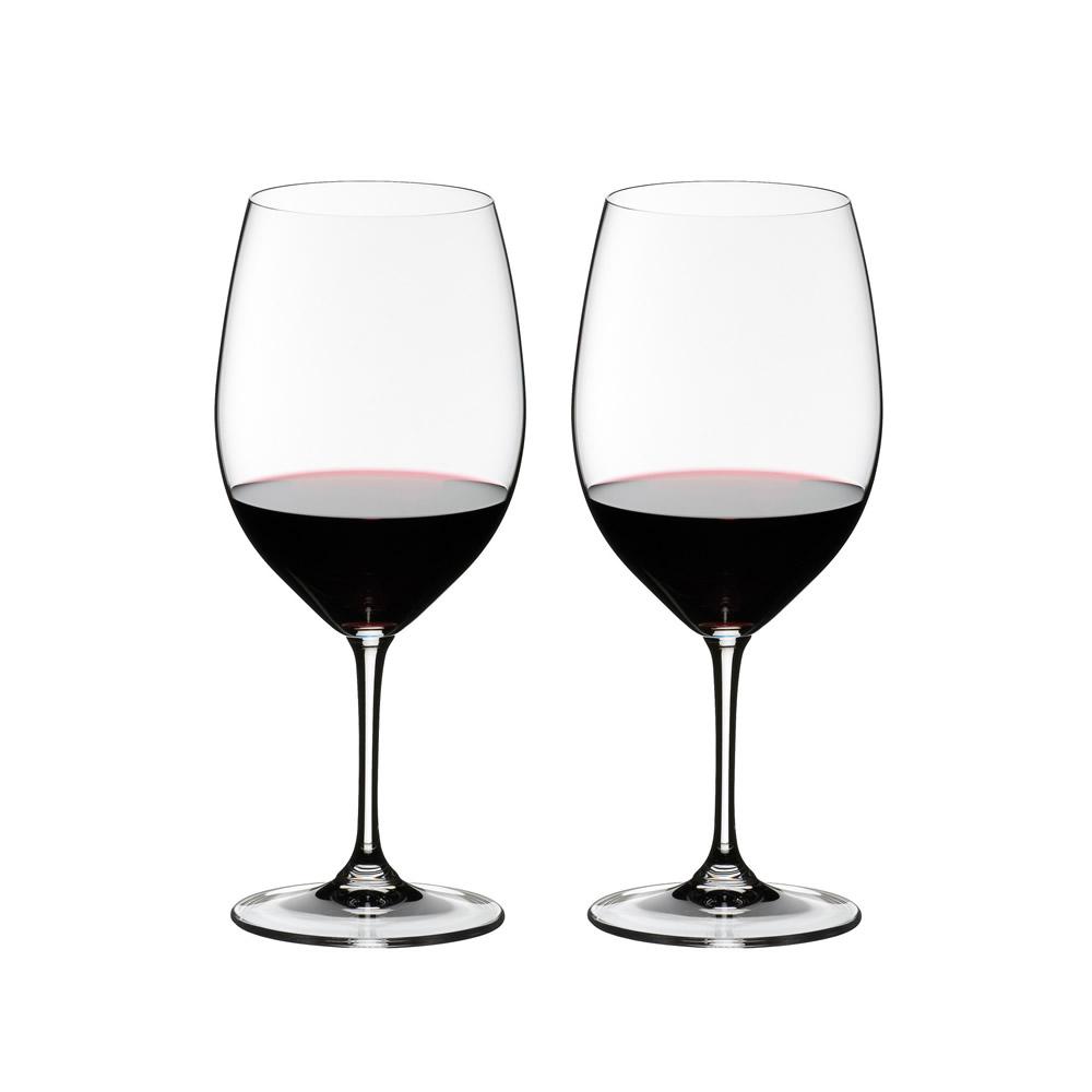 【直送品】【代引き不可】リーデル ヴィノム カベルネ・ソーヴィニヨン(ボルドー) ワイングラス 610cc 6416/0 2脚セット 701ご注文後3~4営業日後の出荷となります