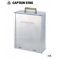 【直送品】【代引き不可】CAPTAIN STAG デリカ ステンレス角型スモーカー M-6508ご注文後3~4営業日後の出荷となります