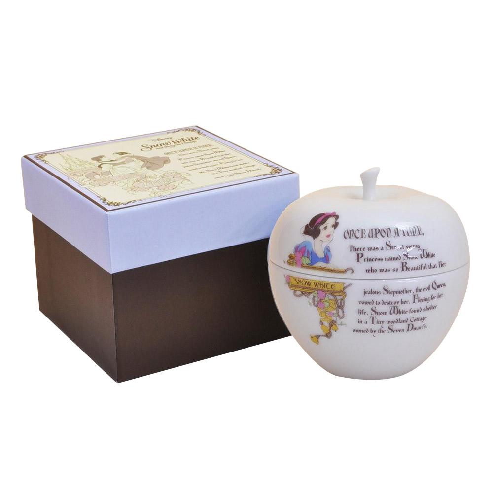 三郷陶器 ディズニー 白雪姫 りんごのフタもの 3257-03ご注文後2~3営業日後の出荷となります