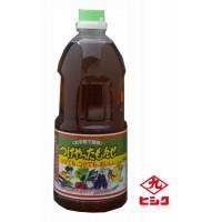 【直送品】【代引き不可】ヒシク藤安醸造 つけやったもんせ 1L×8本ご注文後2~3営業日後の出荷となります