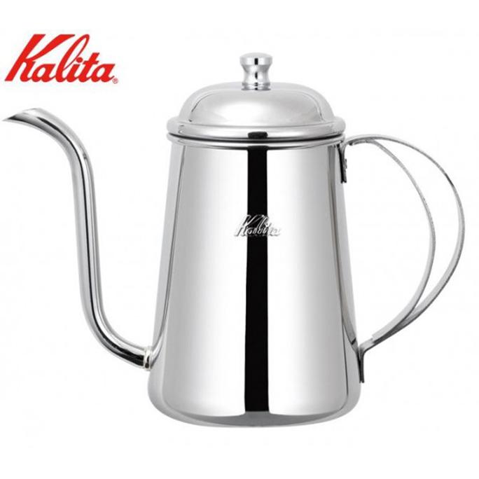 【直送品】【代引き不可】Kalita(カリタ) ステンレス製ポット 細口ポット0.7L 52055ご注文後2~3営業日後の出荷となります