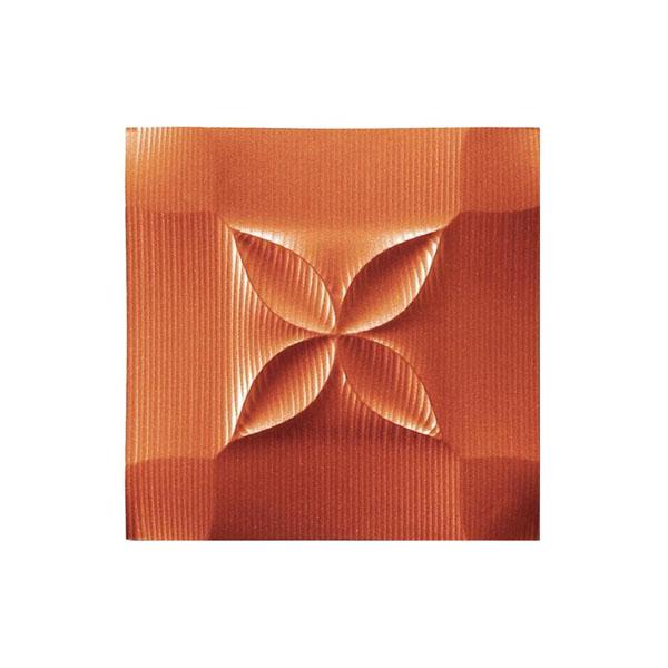 【直送品】【代引き不可】ユーパワー プラデック ウォール アート フラッシュ(メタルオレンジ) PL-05804ご注文後3~4営業日後の出荷となります