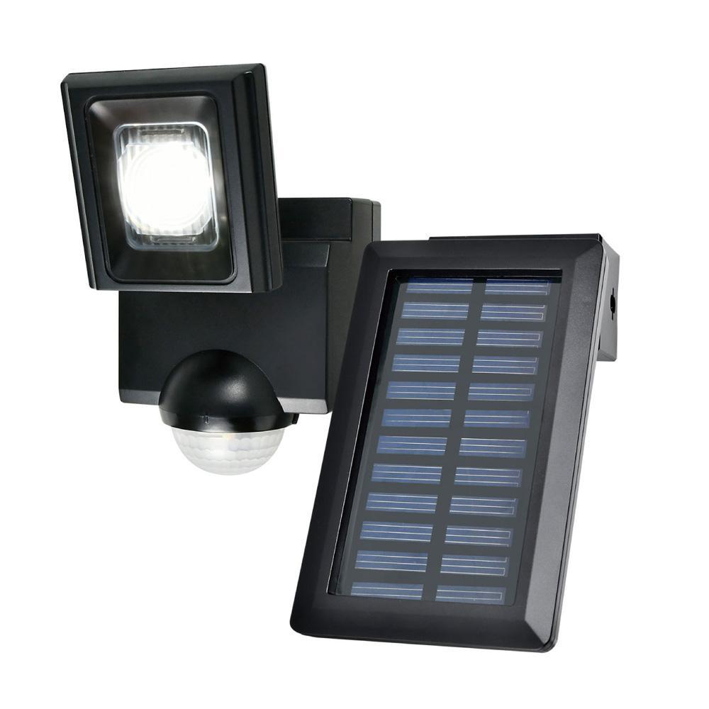 【直送品】【代引き不可】ELPA(エルパ) 屋外用LEDセンサーライト ソーラー発電式 ESL-N111SLご注文後3~4営業日後の出荷となります