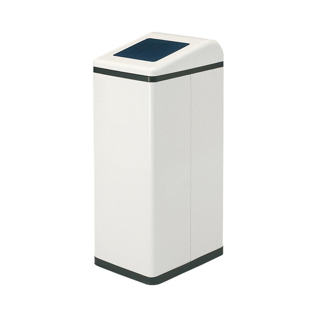 複数人での共有向き 一般ゴミ回収用ゴミ箱 直送品 代引き不可 ぶんぶく ネオホワイトご注文後9~12営業日後の出荷となります OSL-38 送料無料 リサイクルトラッシュ トレンド Bライン 一般ゴミ用