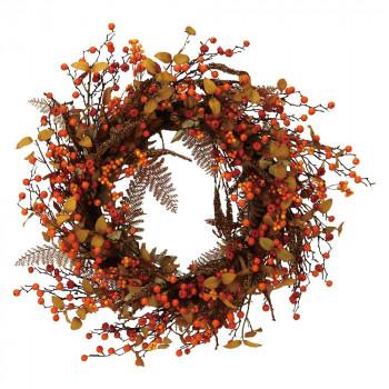 秋景色をプロデュースしてくれるビッグリース。 【直送品】【代引き不可】SPICE ハロウィン ビッグリース オータムベリー XHHK3940ご注文後3~4営業日後の出荷となります