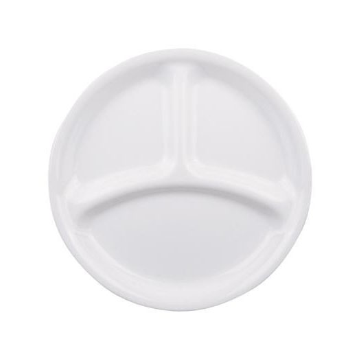 【直送品】【代引き不可】CP-8915 コレール ウインターフロストホワイト ランチ皿(小) J385-N 5枚セットご注文後3~4営業日後の出荷となります