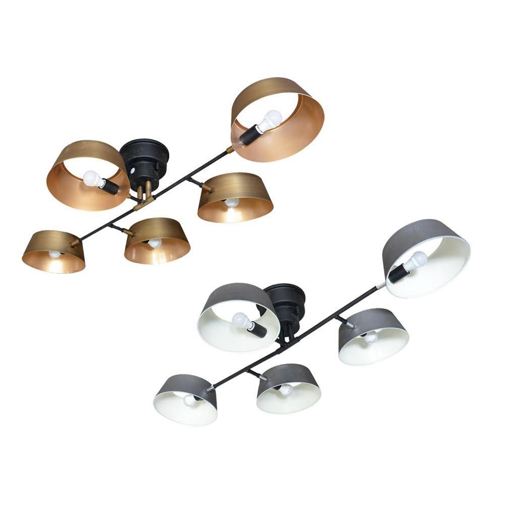 【直送品】【代引き不可】ELUX(エルックス) Lu Cerca(ルチェルカ) Capiente1 カピエンテ1 5灯シーリングライトご注文後3~4営業日後の出荷となります