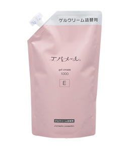 エバメールゲルクリーム詰替用 1000(E)