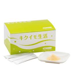 【限定クーポン】【送料無料】キクイモ生活 顆粒タイプ 90包入り