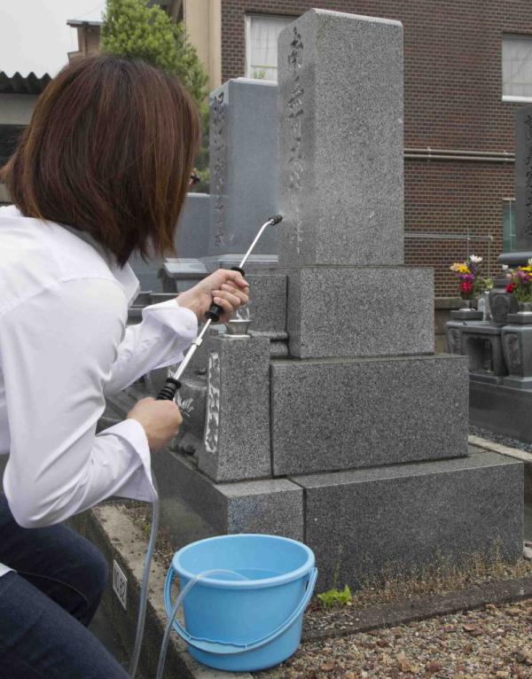 【限定クーポン】【4ご注文で1個オマケ!】NEW お墓キレイキレイ