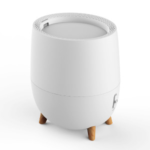 【限定クーポン】【送料無料】セラヴィ 気化式加湿器 CLV-297