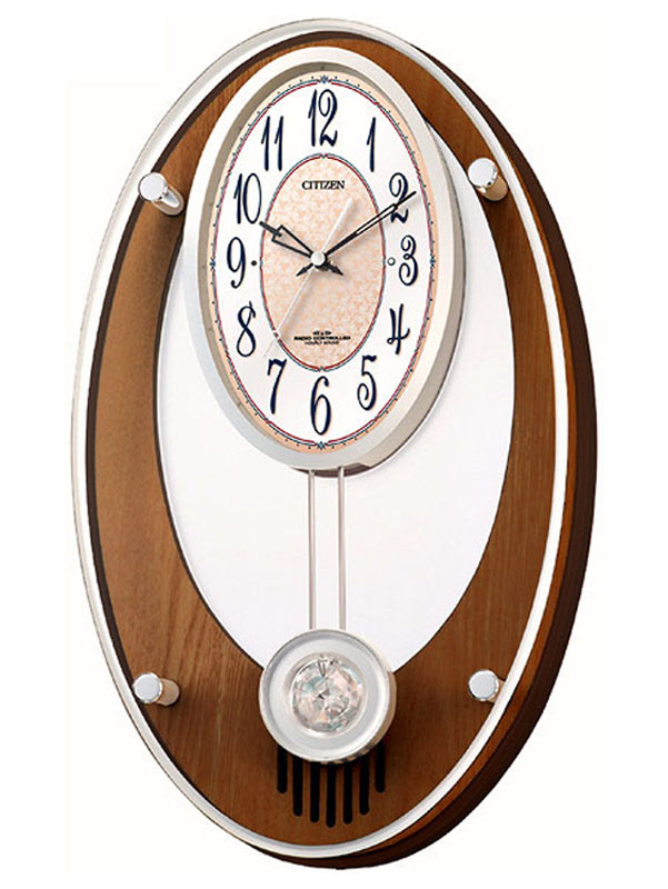 【ポイントアップ】【当日発送】電波からくり掛時計 パルミューズ M435F【内祝い】【お返し】【お祝い】【ギフト】【贈り物】【プレゼント】【ご挨拶】【法事】【結婚】