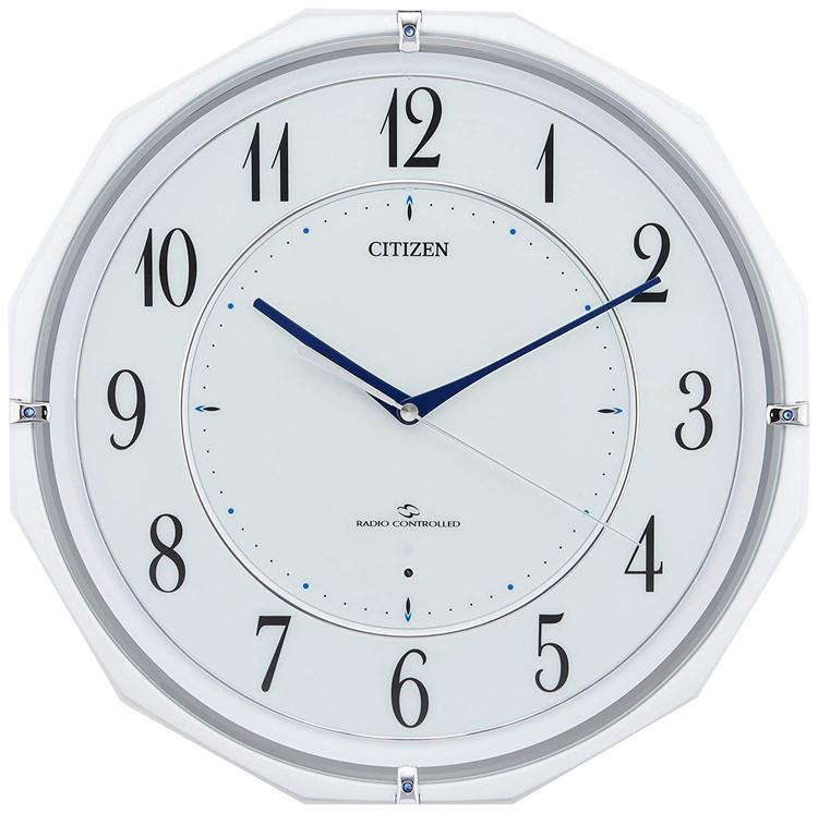 【ポイントアップ】【当日発送】高感度電波掛時計 スリーウェイブ M822【内祝い】【お返し】【お祝い】【ギフト】【ご挨拶】【法事】【結婚】【ラッキーシール対応】