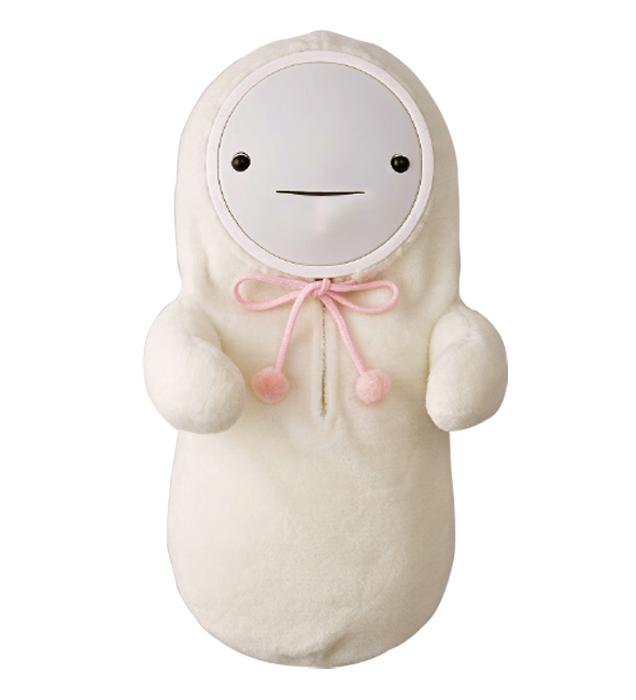 【メーカー直接発送】【代引不可】いやし型赤ちゃんロボット スマイビ