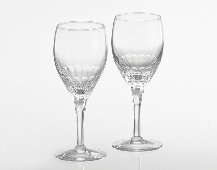 【ポイントアップ】カガミクリスタル ペア白ワイングラス<エクラン> (KWP249-2533)【敬老の日】【内祝い】【お返し】【お祝い】【ギフト】【ご挨拶】【法事】【結婚】【ラッキーシール対応】