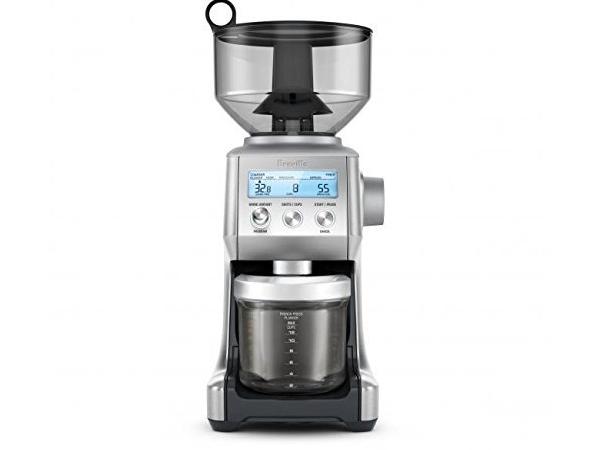 【2年保証】 Breville ブレビル コーヒーミル スマート・グラインダー (ステンレス・スチール) BCG820BSSXL