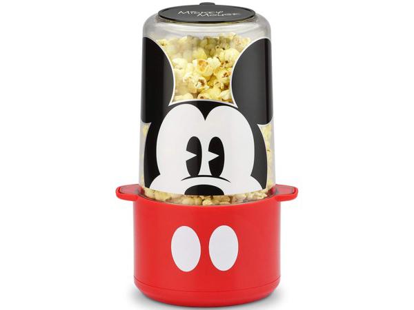 【2年保証】 Disney ディズニー ミッキー・マウス ポップコーン・メーカー (赤) DCM-60CN おすすめです♪