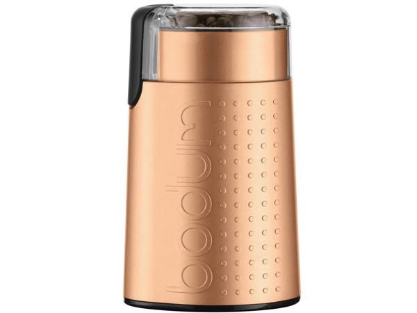 【2年保証】 Bodum ボダム BISTRO コーヒー・グラインダー (カッパー)