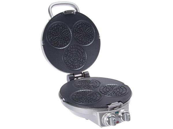 【2年保証】 Cuisinart クイジナート クレープ・ピッツェル&パンケーキ・メーカー CPP-200 脱着式プレート交換可能モデル