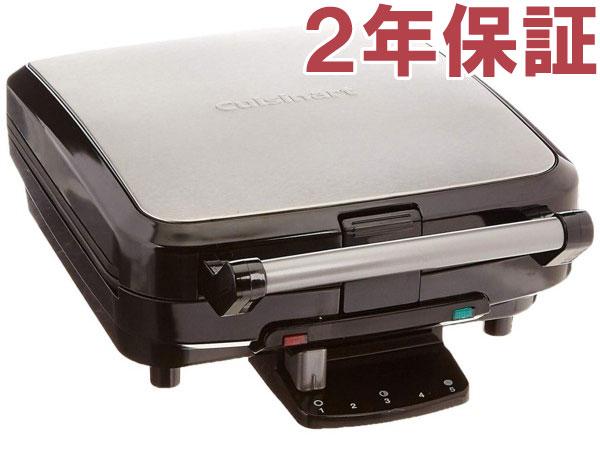 【2年保証】 Cuisinart クイジナート ワッフルメーカー角4型 WAF-150