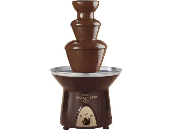 【2年保証】 Wilton ウィルトン 3段式チョコレートフォンデュ・ファウンテン
