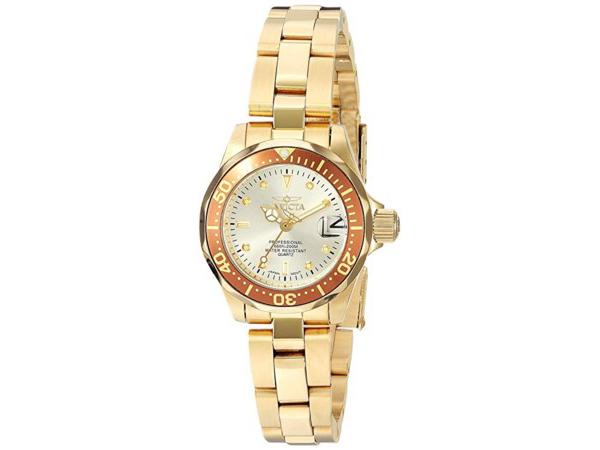 Invicta インビクタ Pro Diver Lady 12527 女性用23.5mm腕時計 プロダイバー・シリーズ おすすめです♪