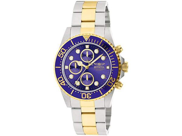 Invicta インビクタ Pro Diver 1773 男性用43mm腕時計・クロノグラフ プロダイバー・シリーズ おすすめです♪