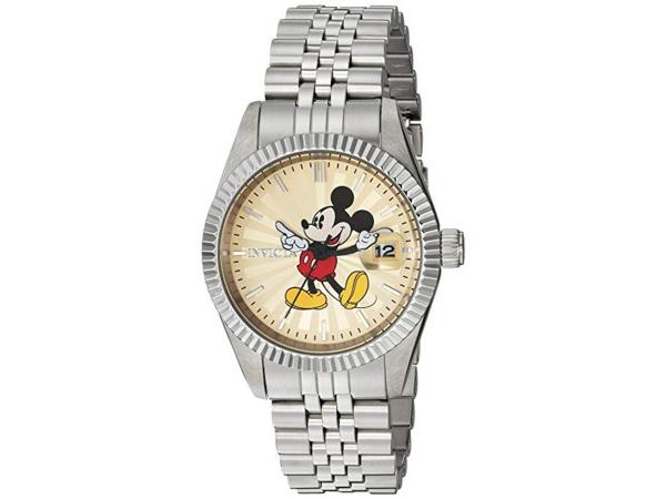 Invicta インビクタ Disney Limited Edition 22774 ミッキーマウス女性用36mm腕時計 限定品ディズニー・シリーズ おすすめです♪