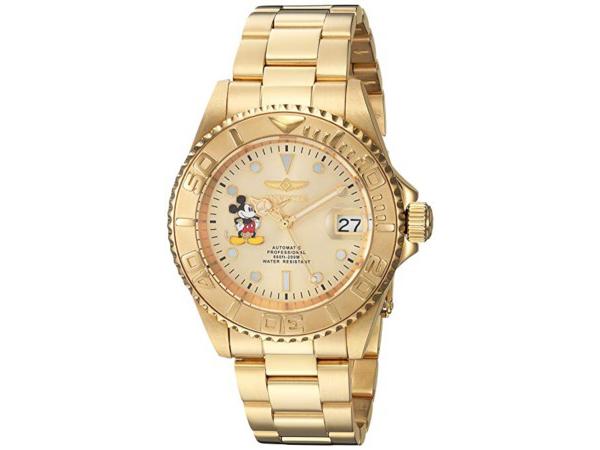Invicta インビクタ Disney Limited Edition 22779 ミッキーマウス男性用40mm腕時計 限定品ディズニー・シリーズ