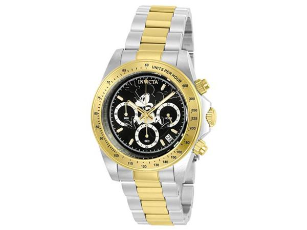 Invicta インビクタ Disney Limited Edition 22866 ミッキーマウス男性用39.5mm腕時計 限定品ディズニー・シリーズ