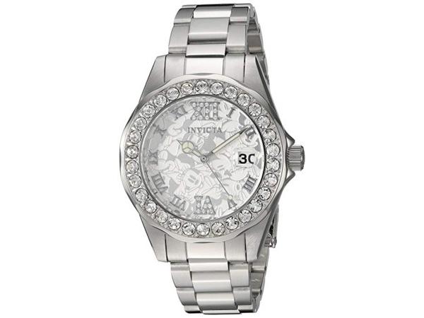 Invicta インビクタ Disney Limited Edition 22869 ミニーマウス女性用38mm腕時計 限定品ディズニー・シリーズ おすすめです♪
