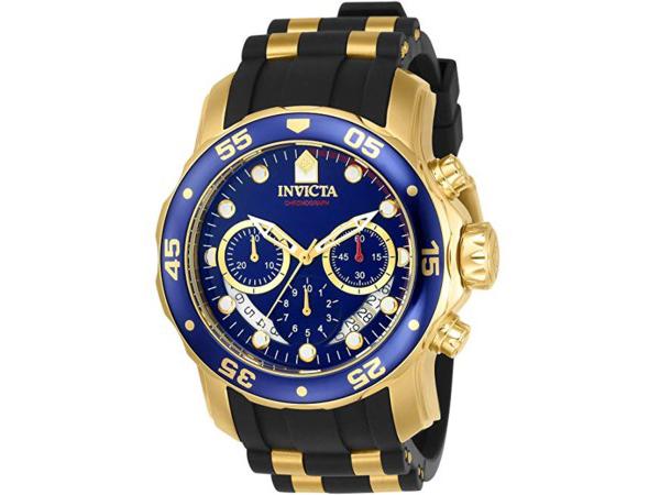 Invicta インビクタ Pro Diver 6983 男性用48mm腕時計・クロノグラフ プロダイバー・シリーズ おすすめです♪