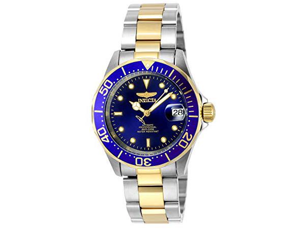 Invicta インビクタ Pro Diver 8928 男性用40mm腕時計 プロダイバー・シリーズ