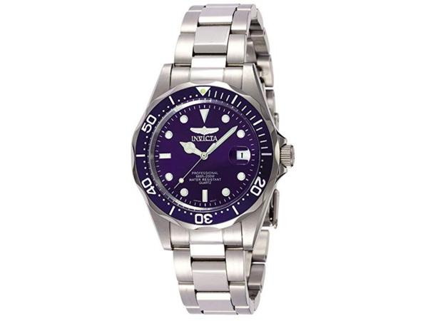 Invicta インビクタ Pro Diver 9204 男性用37mm腕時計 プロダイバー・シリーズ