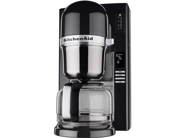 【2年保証】 KitchenAid キッチンエイド コーヒーブリューワー (黒) 8カップ・コーヒーメーカー