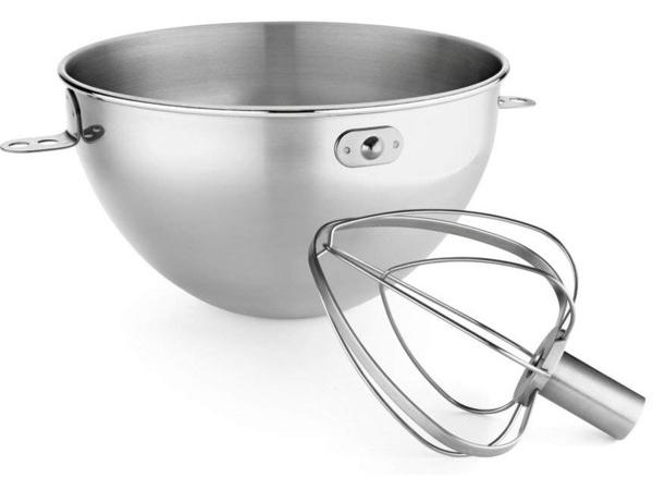 KitchenAid キッチンエイド 3QTボウル&ホイッパー (スタンドミキサー・ボウルリフトタイプ用)