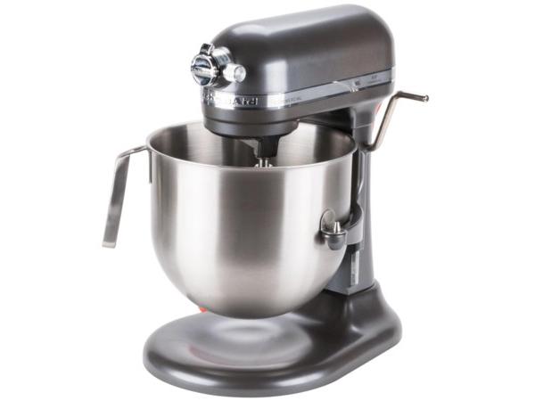 【2-5年保証・日本語訳・変換プラグ付】 KitchenAid キッチンエイド 8QTスタンドミキサー (ダークピューター) NSF認定コマーシャル・シリーズ おすすめです♪