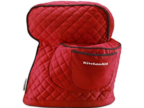 KitchenAid キッチンエイド チルトヘッド用スタンドミキサー・カバー (赤) フィット・タイプ