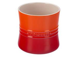 Le Creuset ル・クルーゼ ユーテンシル・クロック Lサイズ (オレンジ) 2.6リットルの大きめサイズ ルクルーゼ