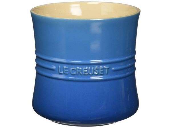 Le Creuset ル・クルーゼ ユーテンシル・クロック Lサイズ (マルセイユブルー)2.6リットルの大きめサイズ! ルクルーゼ