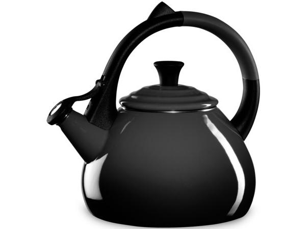 Le Creuset ル・クルーゼ  ウーロンティーケトル (ブラック) 1.9QT ルクルーゼ