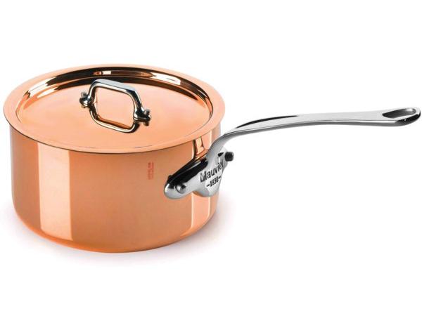 【超歓迎】 Mauviel ムヴィエール Copper Copper ムヴィエール 19cmソースパン 2.5リットル片手鍋 M'heritageシリーズ カッパー(コッパー) M'150s(キャスト Mauviel・ステンレス・スチール・ハンドル), セレクトショップgame:294b6bd9 --- supercanaltv.zonalivresh.dominiotemporario.com