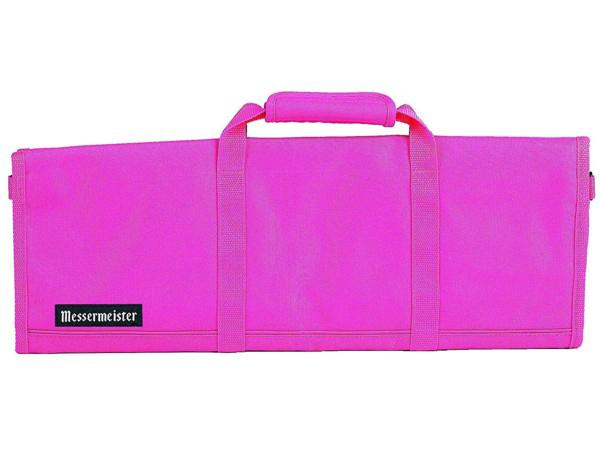 Messermeister メッサーマイスター 12ポケット・ナイフ収納ロール (ピンク)